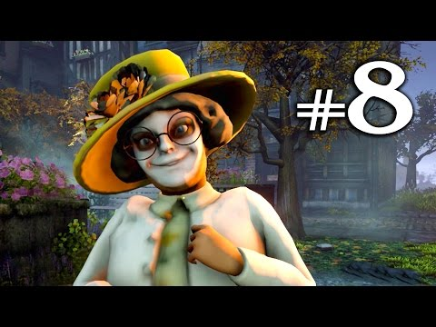 ► We Happy Few - Joy Blackout | #8 | PC SK/CZ Gameplay / Lets Play | 1080p