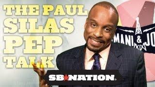 The Paul Silas Pep Talk - Bomani & Jones, Episode 10 thumbnail