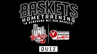 Baskets-Quiz #1