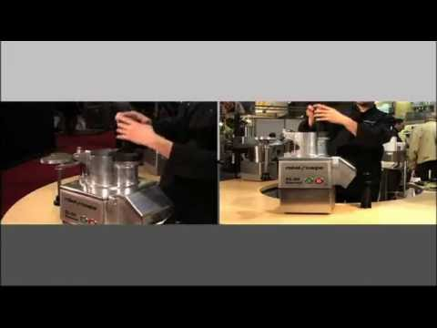 Video Robot Coupe CL 50 Gourmet