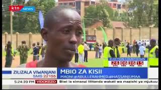 Mbio za Kisii: Joseph Kipkoech ashinda mbio za wanaume