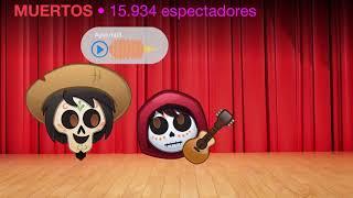 Coco contada por emojis  | Oh My Disney