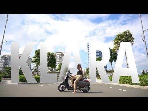 Chạy thử Vinfast Klara - phù hợp với nữ, chưa thể thay thế xe máy