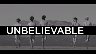Why Don't We   Unbelievable [Official Lyric Video]