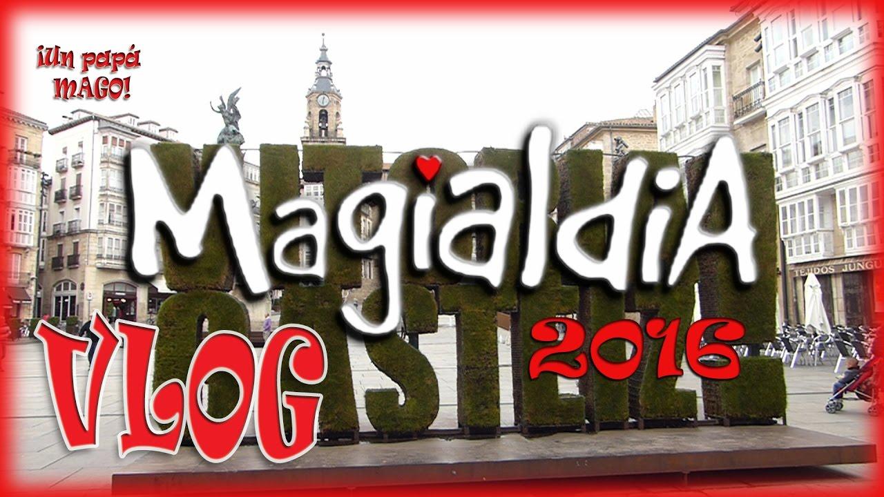 VLOG | FESTIVAL DE MAGIA | MAGIALDIA | TRUCOS DE MAGIA | isFamilyFriendly