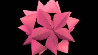 origami ball anleitung
