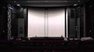 Cinerama Screen Replacement