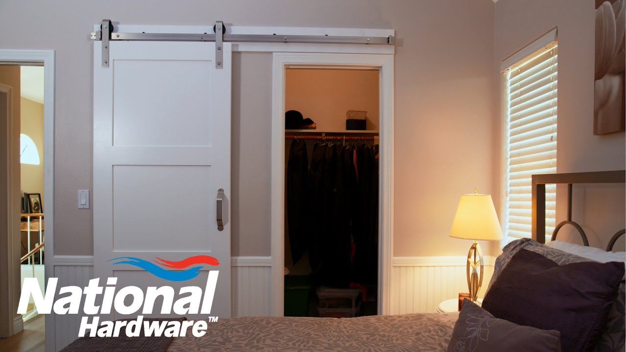 Get Inspired, Hang a Sliding Barn Door in your Home this Weekend