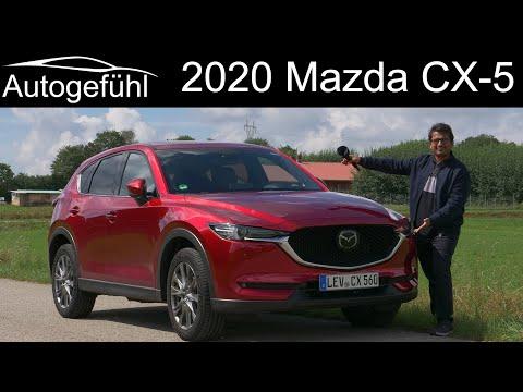 Mazda CX-5 FULL REVIEW Facelift 2020 2021 Skyactiv-G 2.0 l COD - Autogefühl