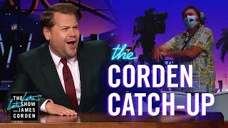 Roaring Back From Our Summer Break - Corden Catch-Up