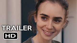 To The Bone Official Trailer 1 2017 Lily Collins Keanu Reeves Netflix Drama Movie HD
