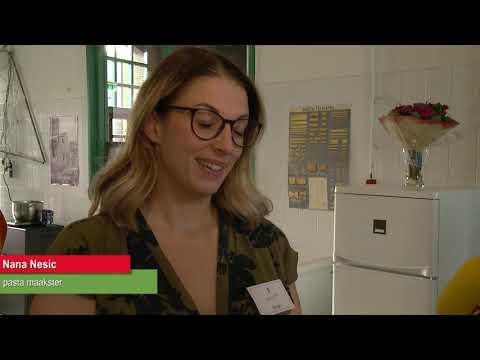 Opening Graanrepubliek in locomotievenloods. - RTV GO! Omroep Gemeente Oldambt