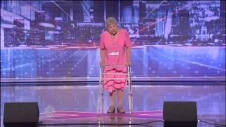 Granny G - America's Got Talent 2012