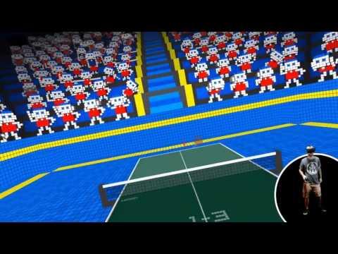 VR Ping Pong - Trailer - English thumbnail