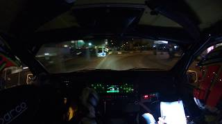 Onboard - Barum Czech Rally Zlín 2018 - Martin Prokop - Ford Raptor - SSS Městská NOC / NIGHT