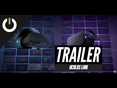 Oculus Link Beta Arrives To Play PC Rift Games Wired To Oculus Quest