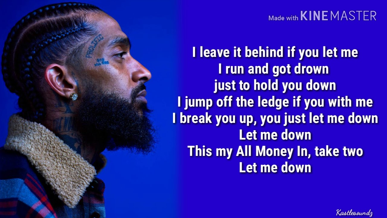 Nipsey Hussle Double Up MP3 Free Download
