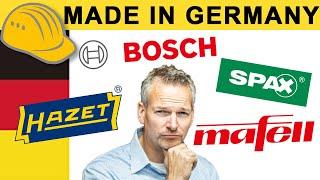LOHNT MADE IN GERMANY? WERKZEUGE AUS DEUTSCHLAND | WERKZEUG NEWS #137