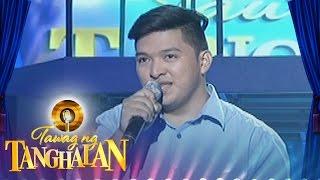 Tawag ng Tanghalan: Eric Celino | The Way You Look At Me