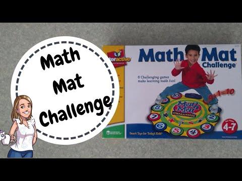 Math Mat Challenge