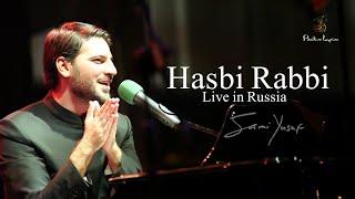 Sami Yusuf Hasbi Rabbi (Live) Russia - YouTube
