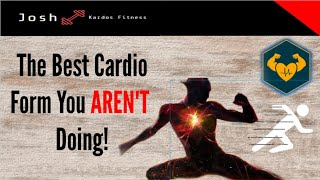 The BEST Form of Cardio You AREN'T Doing! | Other Benefits not Found in Running, Biking, Walking |