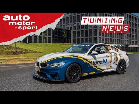 BMW M4 von Alpha-N Performance: Alpha-Tierchen - TUNING-NEWS |auto motor & sport