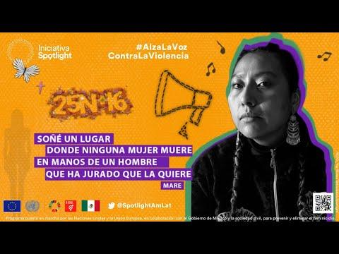 25N+16 Ni Una Más. Unen sus voces para erradicar la violencia hacia las mujeres
