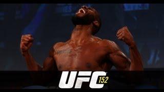 UFC 152: Jones Vs Belfort   Extended Preview