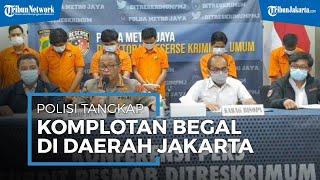 Pimpinannya Tewas Ditembak, Kawan Begal Sepeda di Jakarta Diringkus Polda Metro Jaya