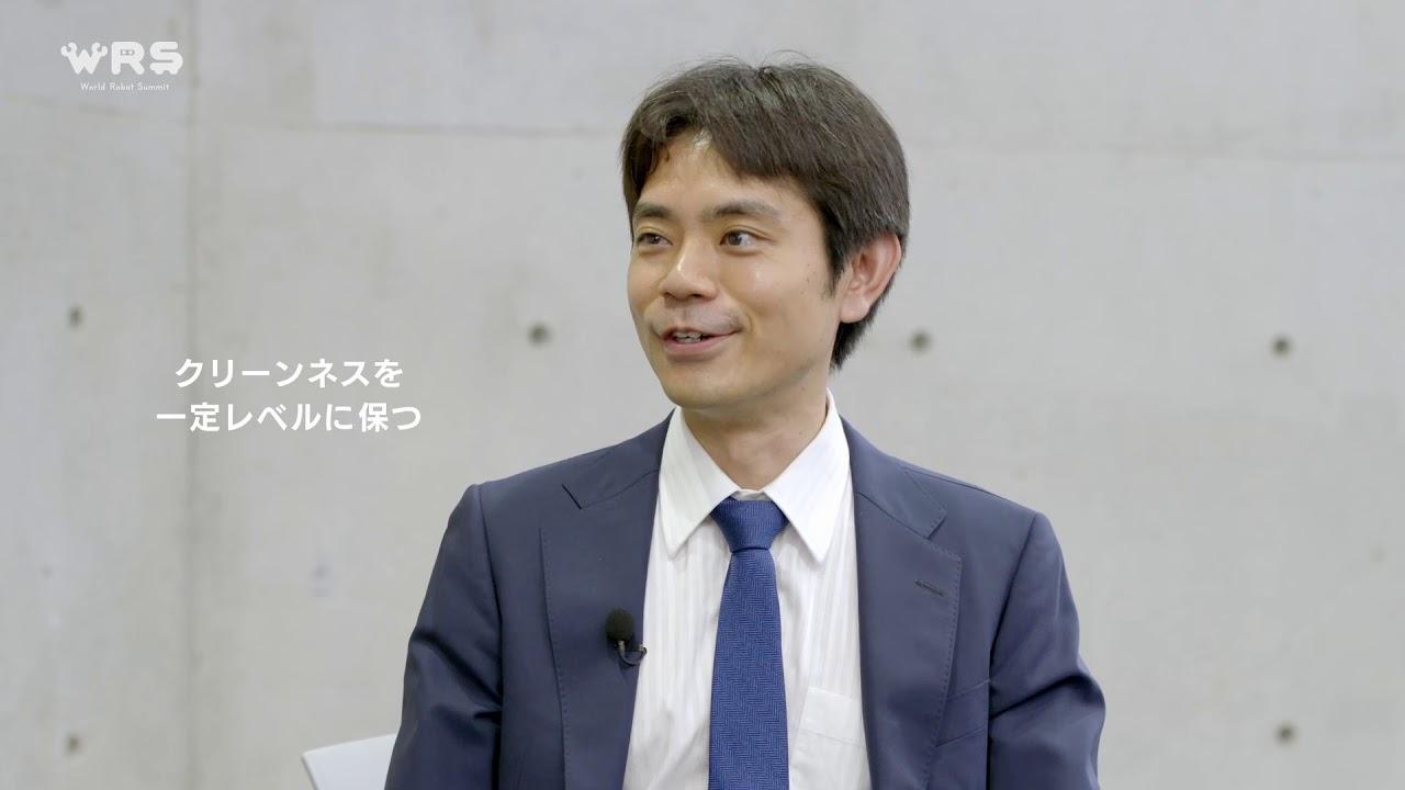 和田一義 競技委員×杉本雛乃