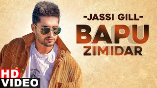 Bapu Zimidar (With VO) | Jassi Gill | Latest Punjabi Songs 2020 | Speed Records