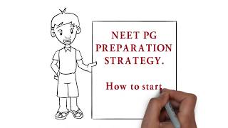 NEET PG PREPARATION STRATEGY. HOW TO START STUDYING?