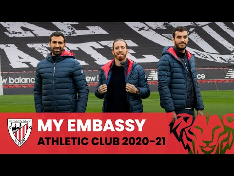 My Embassy – Athletic Club – 2020-21
