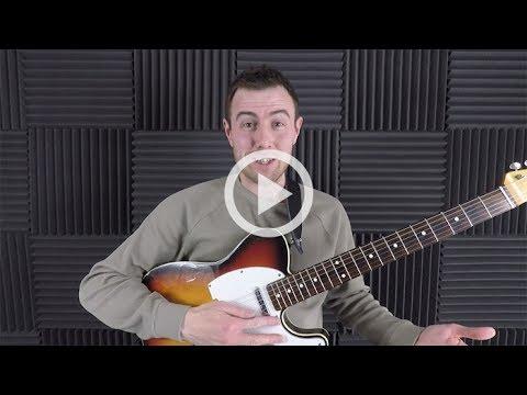 3 Fun Blues Guitar Tricks (For Blending Chords & Lead)