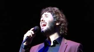 SOMEWHERE OVER THE RAINBOW Josh Groban STAGES St Louis 10/19/15