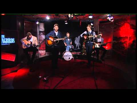 The Hummingbirds - Way Into Your Heart -  Live on LFC TV