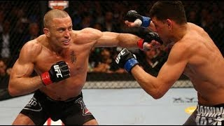 Georges St Pierre UFC BEST FIGHTER ALL TIME
