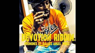 Devotion Riddim Mix (Full) Feat. Alkaline, PopCaan, Jahmiel, (November Refix 2017)