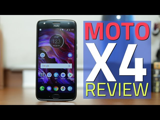 Moto X4 6GB RAM Variant Launched in India: Price, Release