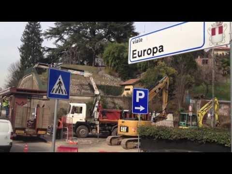 Spostamento edicola di viale Europa