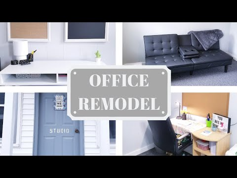 My Office Remodel & Tour 2019