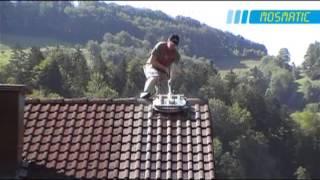 MOSMATIC | Roof Cleaning  Dachreinigung