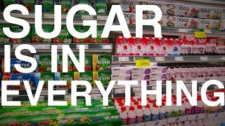 Food Industry's Secret Weapon (WHY Sugar is addictive & in 80% of Food)
