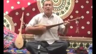 Safar baxshi - Alpomish dostonidan parcha 2 qism