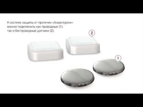 Система защиты от протечек Аквасторож Классика 2*15 2д