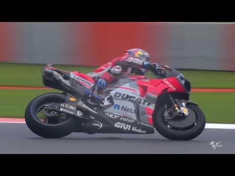 Ducati talk about the 2018 Gran Premio Motul de la Comunitat Valenciana