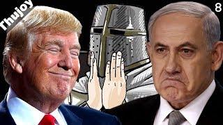 Чей же ИЕРУСАЛИМ? - политика на пальцах