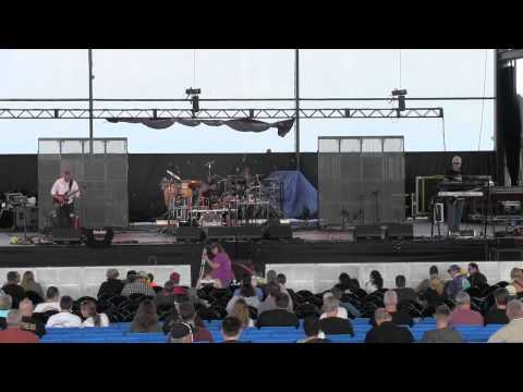 With my band Animation at Milwaukee's Summerfest performing a medley of songs including popular hits like Spirit of Radio and Tom Sawyer