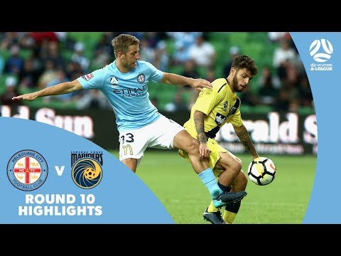 Hyundai A-League 2017/18 Round 10: Melbourne City 1 – 0 Central Coast Mariners